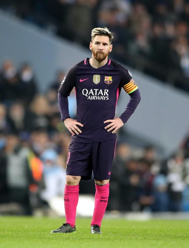Lionel Messi has reversed his decision to leave Barcelona