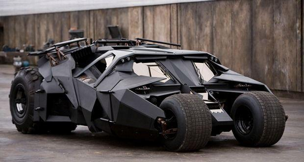 "<p>Like Bond cars, Batmobiles, in all their permutations, have transcended generations and remain cool. But the tough, militaristic Batmobile Tumbler that has appeared in Christopher Nolan's <em>Batman Begins</em> and <em>The Dark Knight </em>is the most visually and technically significant Batmobile since the George Barris-designed 1960s version. A beefy 350-cid Chevy V-8 powers the tank-like Tumbler to 60 mph in around five seconds, even with 37-inch off-road tires, according to the filmmakers. The front tires are mounted to an independent front suspension with around 30 inches of suspension travel. And the body is said to be made of more then 65 carbon-fiber panels.</p><p>What makes the Tumbler cooler than most movie props these days is, simply, that it's a real thing, not a computer-animated fantasy. We certainly dig that.<a href=""https://www.amazon.com/gp/video/detail/0OSAJS7UNYK6OCLJSS67JW5M15/?tag=syn-yahoo-20&ascsubtag=%5Bartid%7C10054.g.27421711%5Bsrc%7Cyahoo-us"" rel=""nofollow noopener"" target=""_blank"" data-ylk=""slk:"" class=""link rapid-noclick-resp""><br></a></p><p><a class=""link rapid-noclick-resp"" href=""https://www.amazon.com/gp/video/detail/0OSAJS7UNYK6OCLJSS67JW5M15/?tag=syn-yahoo-20&ascsubtag=%5Bartid%7C10054.g.27421711%5Bsrc%7Cyahoo-us"" rel=""nofollow noopener"" target=""_blank"" data-ylk=""slk:AMAZON"">AMAZON</a></p>"