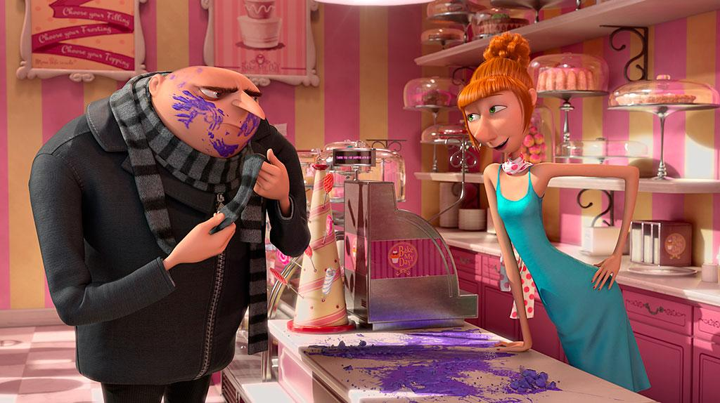"""Universal Pictures' """"Despicable Me"""" - 2013"""