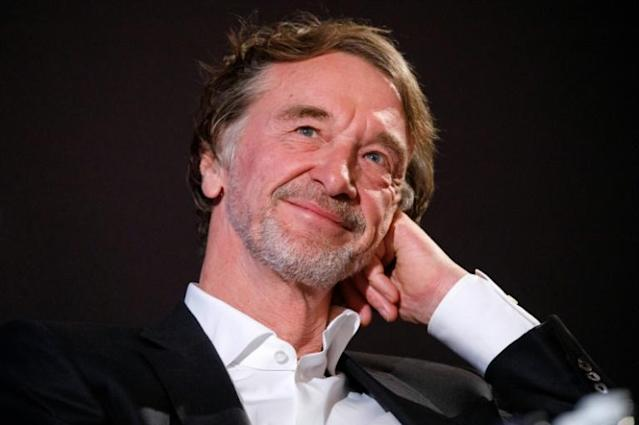 British chemicals tycoon Jim Ratcliffe has signed a sponsorship deal with Mercedes' F1 team (AFP Photo/Tolga AKMEN)