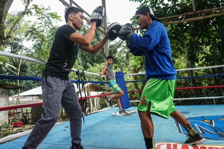 Potential champions are identified at a young age in the Philippines