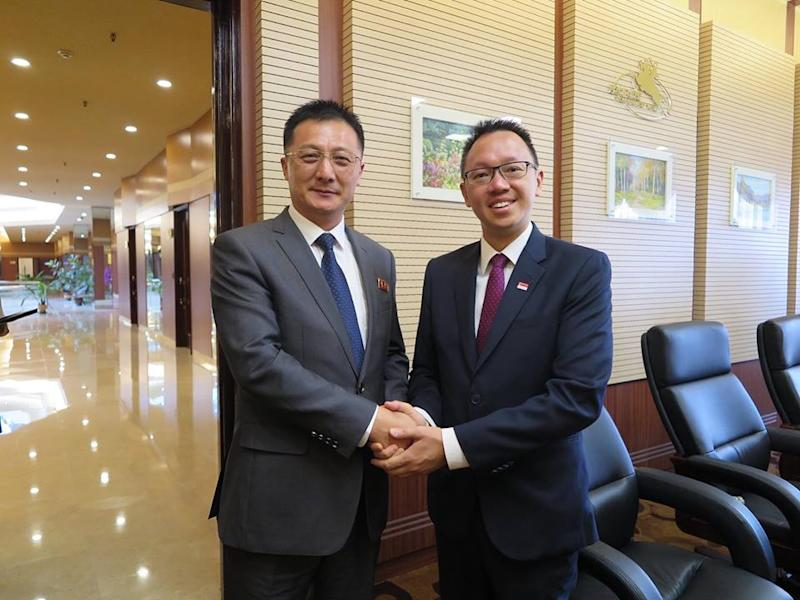 "The ""diligence and discipline"" of the people of Democratic People's Republic of Korea (DPRK) have impressed Senior Parliamentary Secretary for the Ministry of Foreign Affairs Tan Wu Meng after his recent visit to the country."