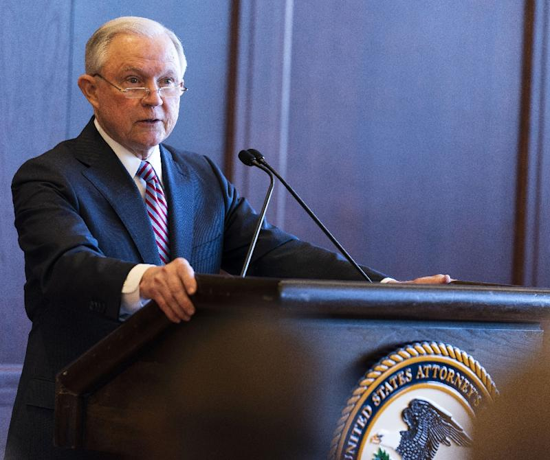 Sessions rebukes comparing Nazi Germany, Trump family-separation policy