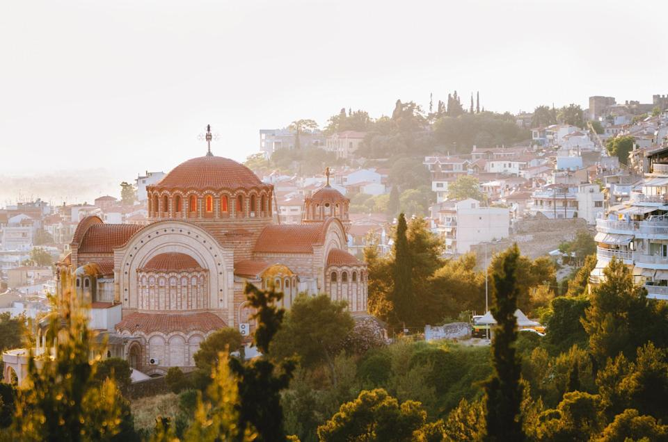 """""""For a long time, Thessaloniki was the ideal multicultural city"""" - getty"""