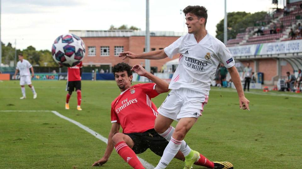 Benfica v Real Madrid - UEFA Youth League Final | Jonathan Moscrop/Getty Images