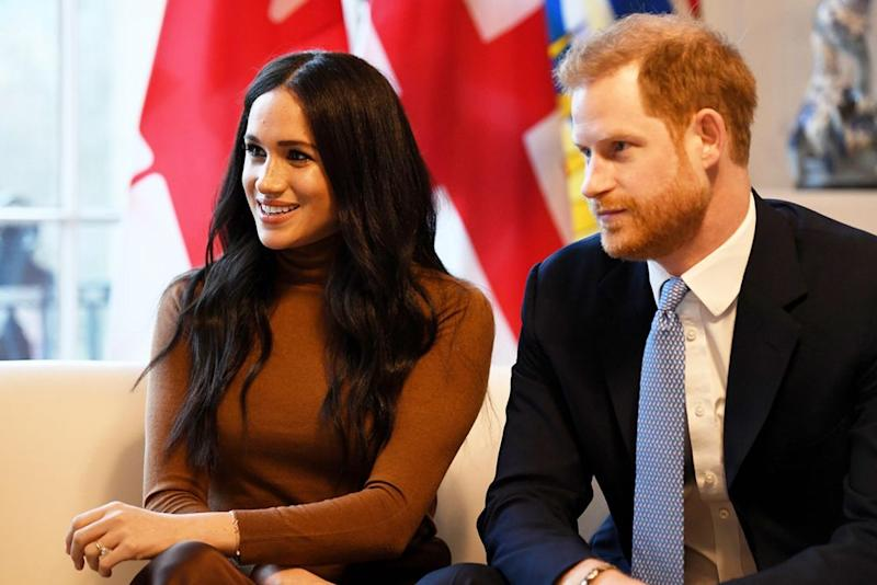 Meghan Markle and Prince Harry | DANIEL LEAL-OLIVAS/AFP via Getty