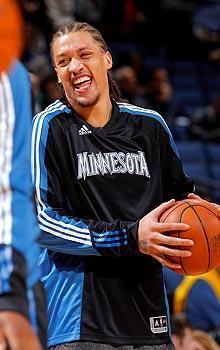 Michael Beasley was traded to the T'wolves after two seasons with the Heat