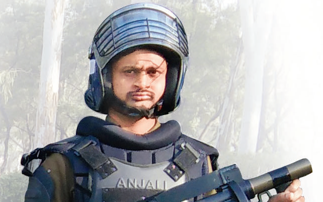 Jammu and Kashmir: CRPF officers to get new protective armours