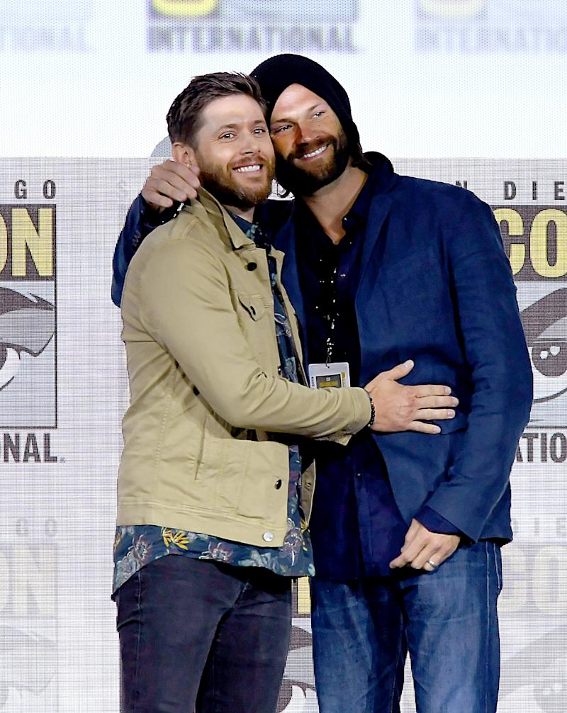 Supernatural Comic-Con 2019 Panel Was a Bittersweet Farewell