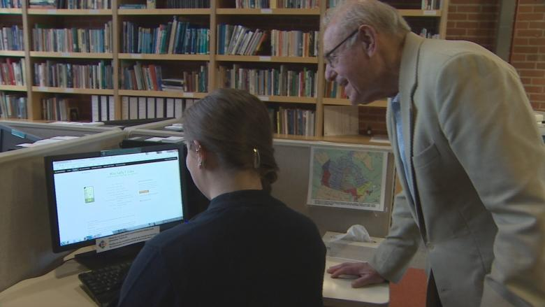 Man, 82, searching world for school sweetheart, finds clue in Halifax