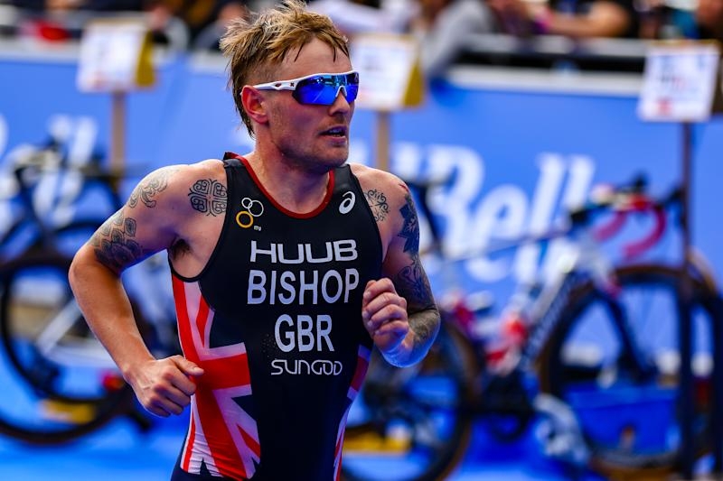 Leeds athlete Tom Bishop is hoping for his first chance on the Olympic stage this summer © Ben Lumley