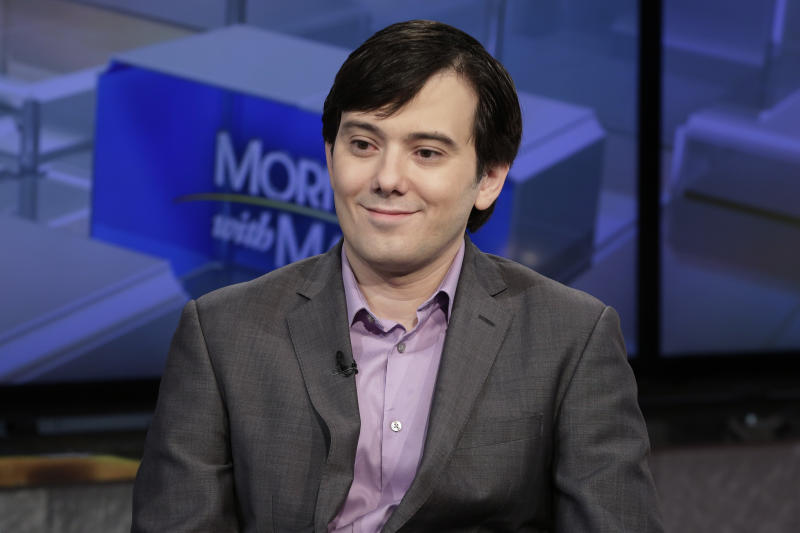 'Pharma Bro' gets 7 years in prison in securities fraud case