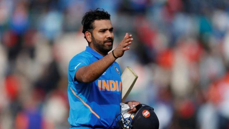 Rohit Sharma recorded the most runs in 2019 WC