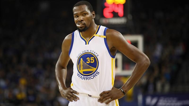 962eaa9ccce Kevin Durant says NBA  throws the refs under the bus  with Last Two Minute  reports