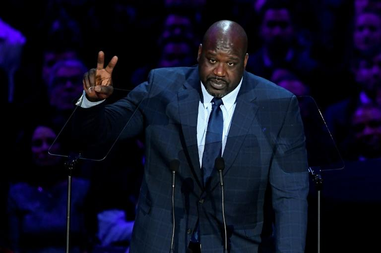 "Shaquille O'Neal tells USA Today he thinks the NBA should ""scrap"" the current season halted by the coronavirus pandemic and avoid crowning a champion with an ""asterisk"" by its name"