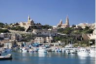 <p>The second largest island of Matla, Gozo, is is the perfect destination for travelers looking for a small, quaint place to explore that still offers beautiful, sunny beaches in the Mediterranean as well as cultural excursions and delicious food. And let's face it, who isn't looking for that?</p>