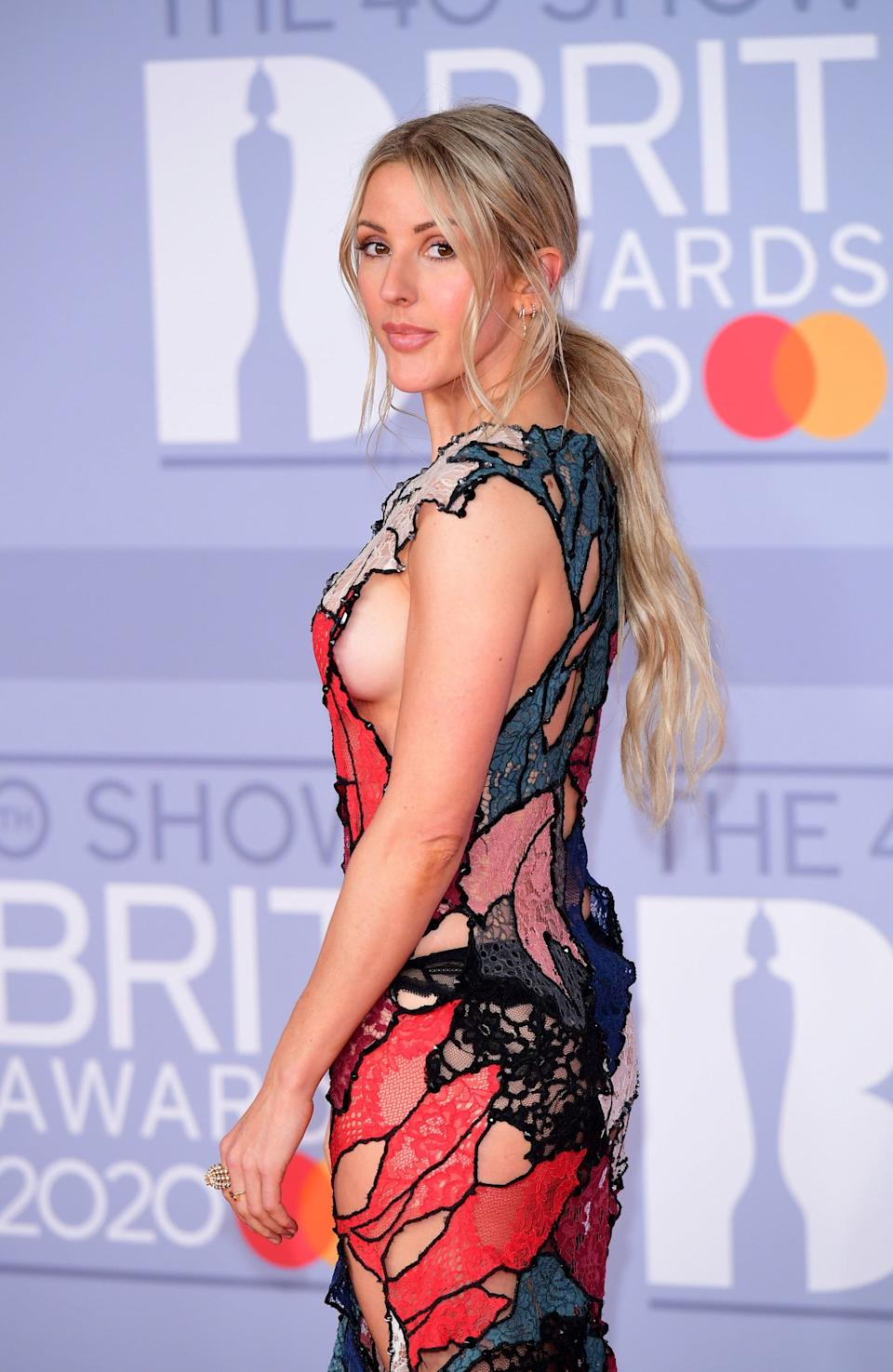 Goulding said she would skip recording to exercise (PA)