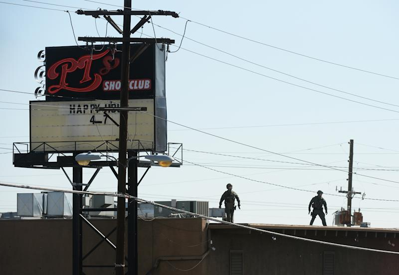 Strippers File Federal Class Action Lawsuit Against Strip Club Company