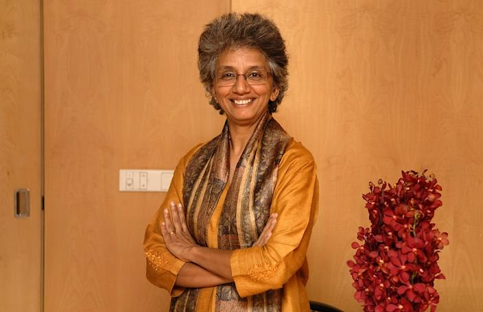 Commenting on her election, Menon said that she was honoured and humbled by the vote of confidence by the NASSCOM Executive Council at such a crucial time for the industry.