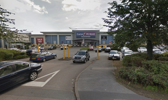The Currys store in Orpington. (Google Maps)