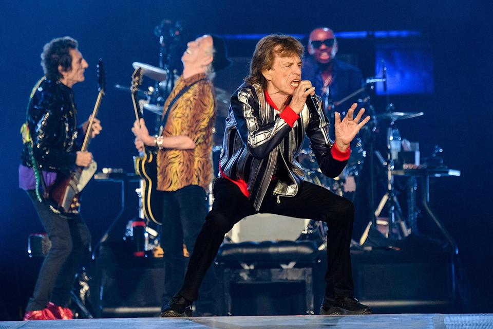 The Rolling Stones in Concert - St. Louis - Credit: Amy Harris/Invision/AP