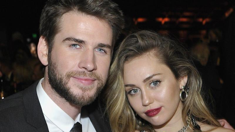 Liam Hemsworth reveals Miley Cyrus took his last name after marriage