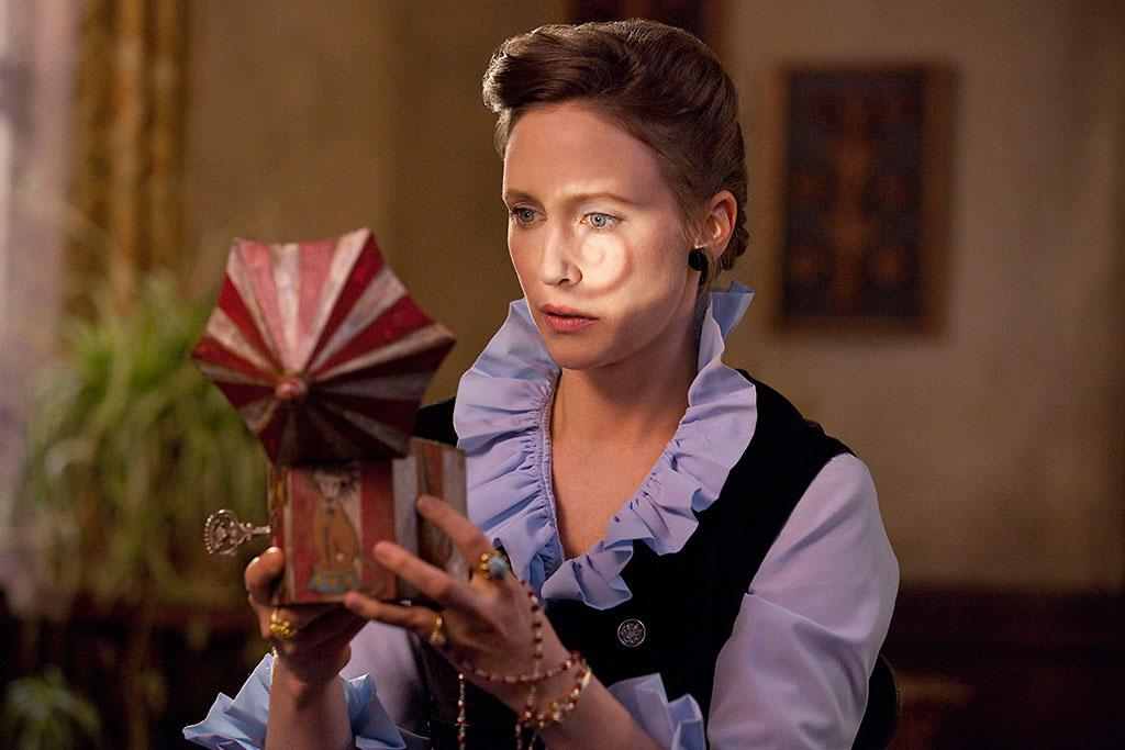 "Vera Farmiga in Warner Bros.' ""The Conjuring"" - 2013"