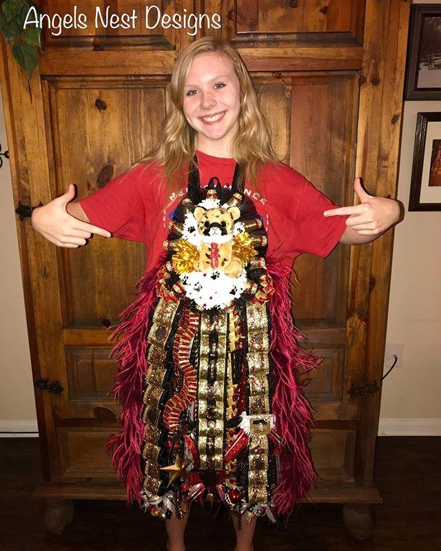 How Giant Homecoming Mums Became A Texas Tradition