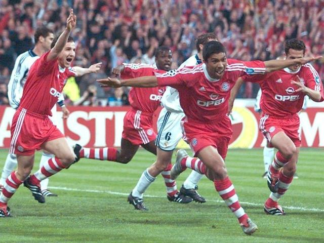 Bayern beat Real 3-1 on aggregate in the 2000/01 Champions League semi-finals (Bongarts/Getty)