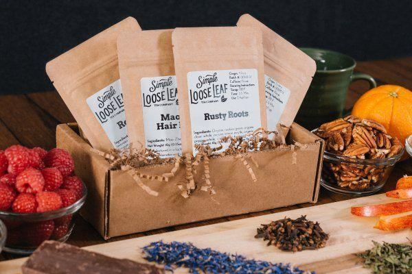 """<p><strong>Simple Loose Leaf Tea Company</strong></p><p>cratejoy.com</p><p><strong>$10.00</strong></p><p><a href=""""https://go.redirectingat.com?id=74968X1596630&url=https%3A%2F%2Fwww.cratejoy.com%2Fsubscription-box%2Fsimple-loose-leaf-tea%2F&sref=https%3A%2F%2Fwww.goodhousekeeping.com%2Fholidays%2Fgift-ideas%2Fg27229925%2Fstepmom-gifts%2F"""" rel=""""nofollow noopener"""" target=""""_blank"""" data-ylk=""""slk:Shop Now"""" class=""""link rapid-noclick-resp"""">Shop Now</a></p><p>Meet every tea drinker's new BFF: Send her this box packed with four different varieties of loose leaf tea monthly, bi-monthly, or quarterly. Next up: Raise a glass — or shall we say, mug — to your special lady all year long. </p>"""
