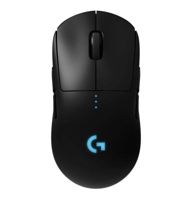 """<p><strong>Logitech</strong></p><p>amazon.com</p><p><strong>$118.99</strong></p><p><a href=""""http://www.amazon.com/dp/B07GCKQD77/?tag=syn-yahoo-20&ascsubtag=%5Bartid%7C10054.g.14381053%5Bsrc%7Cyahoo-us"""" rel=""""nofollow noopener"""" target=""""_blank"""" data-ylk=""""slk:Buy"""" class=""""link rapid-noclick-resp"""">Buy</a></p><p>Unlike some gamer mouses, this one has a minimal design you can bring to the office, too. Get the <a href=""""https://www.esquire.com/lifestyle/a29152446/logitech-g-series-wireless-mouse-charging-pad-review-endorsement/"""" rel=""""nofollow noopener"""" target=""""_blank"""" data-ylk=""""slk:matching wireless charging pad"""" class=""""link rapid-noclick-resp"""">matching wireless charging pad</a> to go with it, and it'll never be out of juice.</p>"""