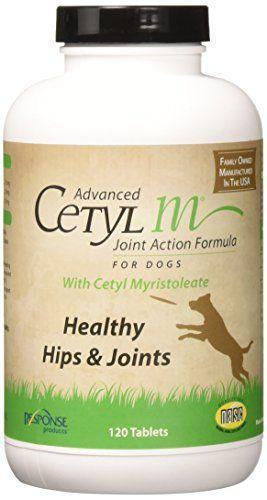 """<p><strong>Cetyl M</strong></p><p>amazon.com</p><p><strong>$39.99</strong></p><p><a href=""""https://www.amazon.com/dp/B073767FM8?tag=syn-yahoo-20&ascsubtag=%5Bartid%7C1782.g.36598780%5Bsrc%7Cyahoo-us"""" rel=""""nofollow noopener"""" target=""""_blank"""" data-ylk=""""slk:BUY NOW"""" class=""""link rapid-noclick-resp"""">BUY NOW</a></p><p>This is a 100-percent plant-derived formula created by a family-owned business in Texas. It's also used for horses (in different dosages!) and helps the structural integrity of joints and connective tissues; it may also help relieve inflammation associated with daily exercise.</p>"""