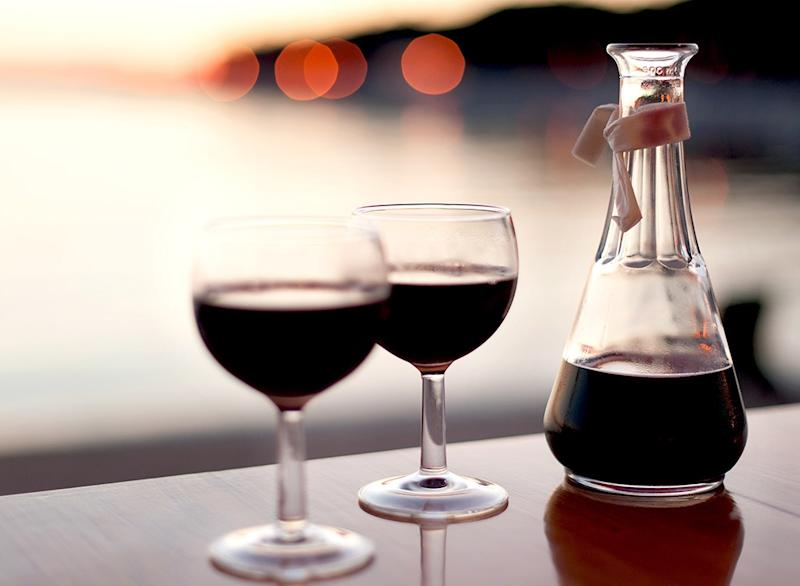 Why you cant lose weight red wine