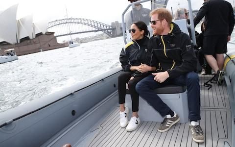 Duke and Duchess of Sussex - Credit: Chris Jackson/Getty Images AsiaPac
