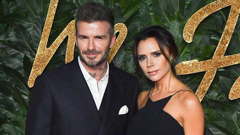 David and Victoria Beckham are an A-lister couple with an impressive number of years under their belts. Photo: Getty Images