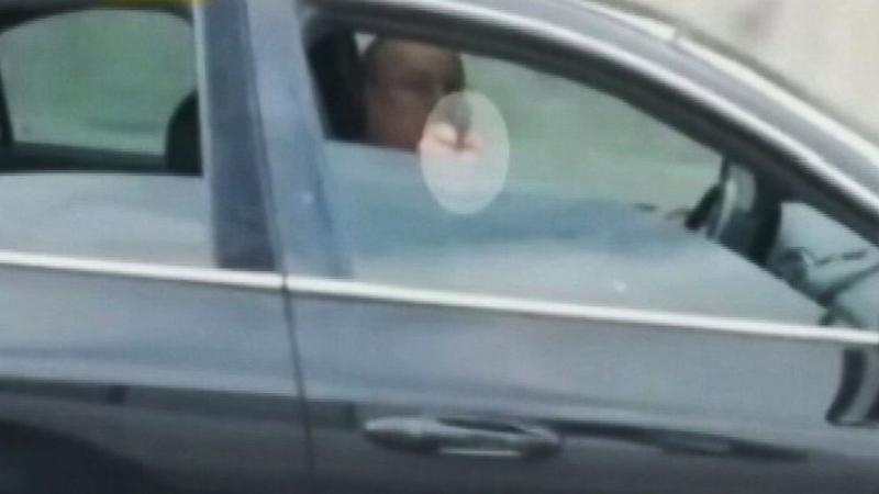 'Extreme Road Rage' Caught on Video