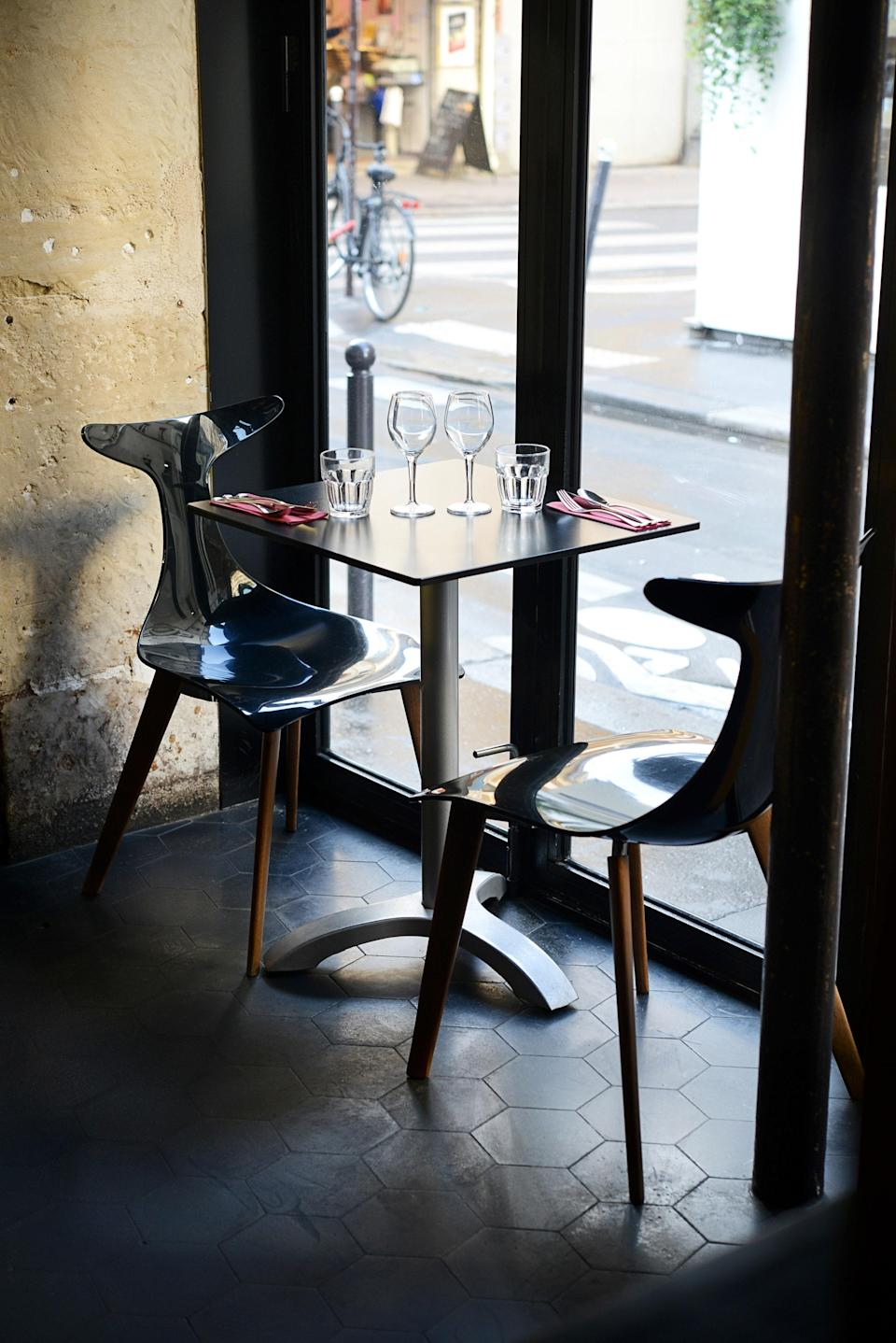 """<p><strong>Tell us about your first impressions when you arrived.</strong><br> This is an industrial sleek, mostly counter-top dining room on a bustling corner of rue Oberkampf in the 11th. The counter is absolutely the place to sit because it puts clients in front of the open kitchen where a team of Pierre Sang's chefs prepare each dish from the surprise tasting menu. For bigger groups, there are seats downstairs among Sang's impressive wine collection. His second restaurant a few doors down on rue Gambey, has a more brick-loft vibe, more seating, and a communal table upstairs that can be reserved for private parties and groups.</p> <p><strong>What was the crowd like?</strong><br> A curious group of diners, open to the PS experience which is to say, bright, bold flavors and a mix of modern French cooking with Asian inflections (expect kimchi to make an appearance). International travelers know it's a major food destination but on average, you'll be alongside Parisians with a refined palate.</p> <p><strong>What should we be drinking?</strong><br> Focus on wine here, and go for the wine pairing for $6 more (per course).</p> <p><strong>Main event: the food. Give us the lowdown—especially what not to miss.</strong><br> Each dish is creative, unexpected, and full of diverse flavors—some totally new to Parisian tastes (especially the Korean touches the chef and his team are likely to fold into the mix). A sauté of pork and white beans in a tomato sauce topped with anchovies and radishes is both comforting and umami-filled with just the right note of acidity. Dishes are artfully plated and always so fresh. The fish is generally sourced directly across the street from rue Oberkampf's beloved fishmonger and when it ends up on the plate it feels like it came straight from the ocean. Upholding that freshness is important to the chef and that is conveyed clearly in each dish. But unlike so many """"chef-y"""" chefs, they are happy to make adjustments for various intolerances. (No po"""