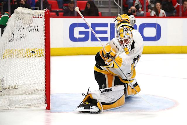 Matt Murray could return to elite form in 2018. (Photo by Gregory Shamus/Getty Images)