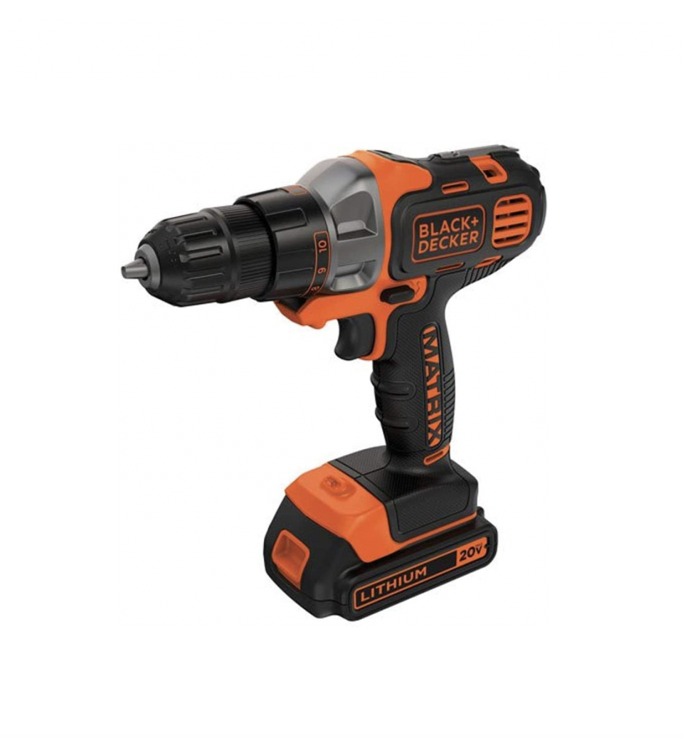 "<p><strong>BLACK+DECKER</strong></p><p>amazon.com</p><p><strong>$59.45</strong></p><p><a href=""https://www.amazon.com/dp/B00OJ72LHU?tag=syn-yahoo-20&ascsubtag=%5Bartid%7C10057.g.34848004%5Bsrc%7Cyahoo-us"" rel=""nofollow noopener"" target=""_blank"" data-ylk=""slk:BUY NOW"" class=""link rapid-noclick-resp"">BUY NOW </a></p><p>Lightweight, yet powerful, this cordless drill can be used for a variety of drilling and driving tasks. </p>"