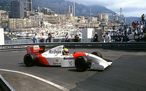 Ayrton Senna's winning McLaren-Ford F1 car to be sold at auction