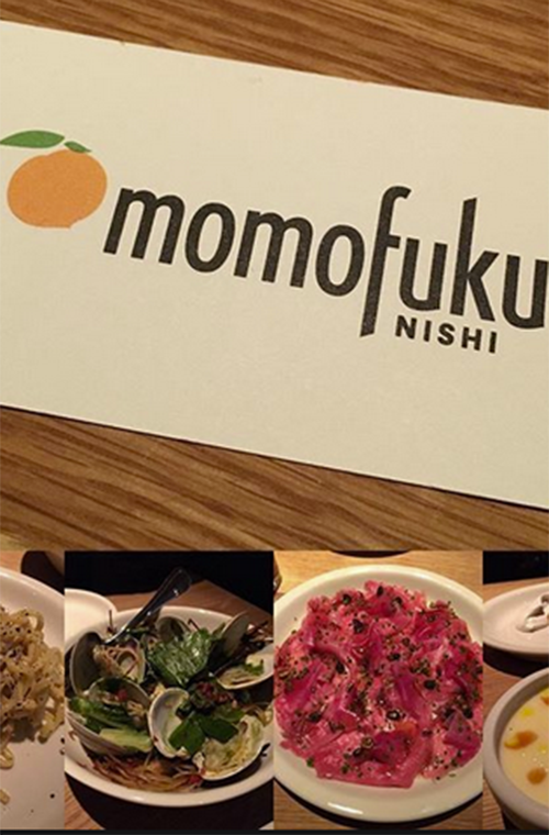 """Neil Patrick Harris consumed all your foodie-dreams-come-true at Momofuku Nishi. NPH is no stranger to David Chang's success, calling Nishi """"well played."""" (Photo: Instagram/nph)"""