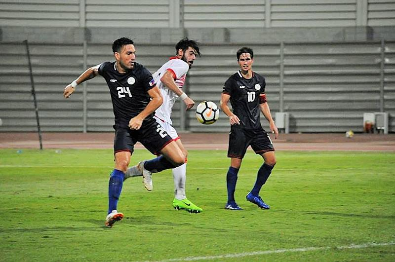 Know your enemy: The Philippines Azkals