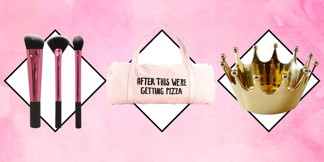 <p>Whether you're shopping for your bestie friend, your big sis, or your bae, you'll own gifting game with these killer presents.</p>