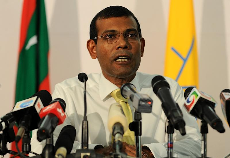 Former Maldivian president Mohamed Nasheed visited Britain last week under a deal brokered by Sri Lanka, India and the former colonial power