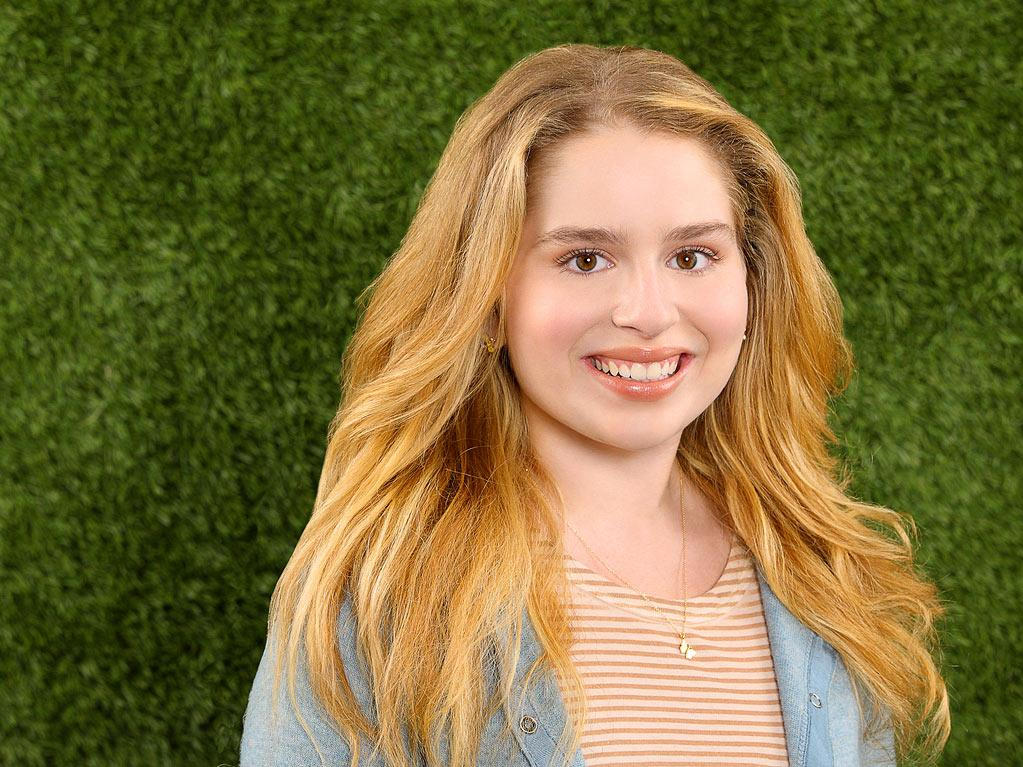 "Allie Grant stars as Lisa Shay in ""Suburgatory."""