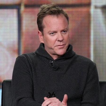 Kiefer Sutherland amused by Twitter 'haters'