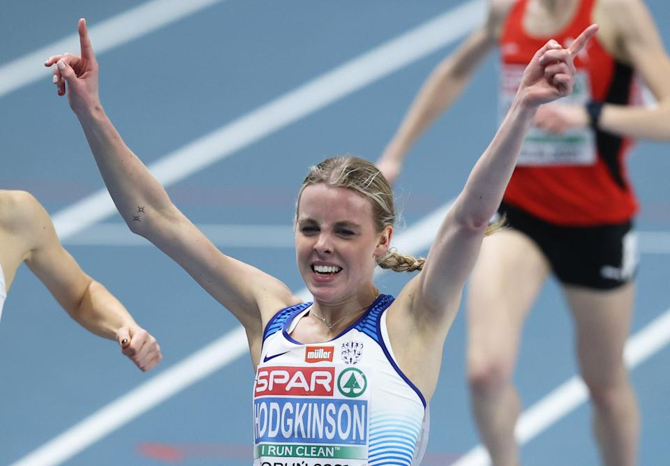 (Getty Images for European Athletics)