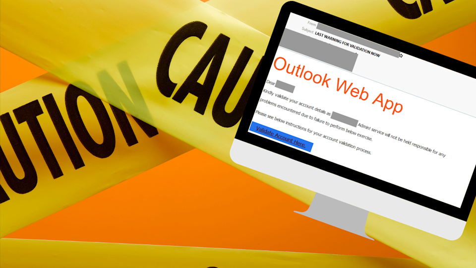 'Don't click': New Outlook scam stealing Aussies' bank details. Source: Getty/MailGuard