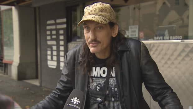 Gerald (Spike) Peachey was described by friends as 'a warm, gentle character, with a heart of gold.' (CBC News - image credit)
