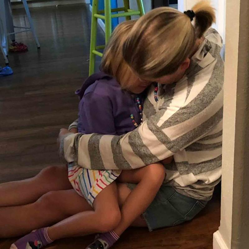 This Mom's Emotional Post Proves There's a Lot More to Back-to-School Than Cheerful First-Day Photos